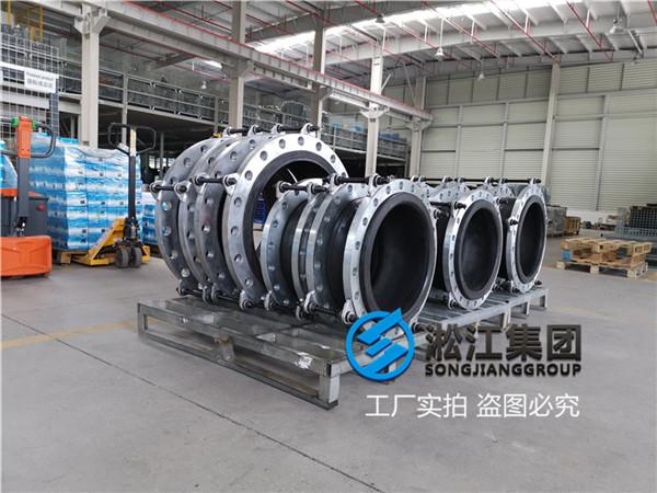 广安市二次供热10kg橡胶软连接件